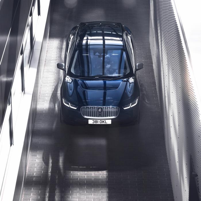 Eindelijk 3-fase laden met de vernieuwde Jaguar I-Pace