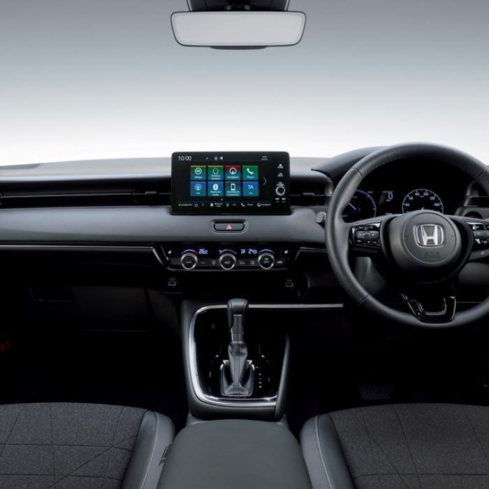 De Honda HR-V had een auto van ieder ander merk kunnen zijn