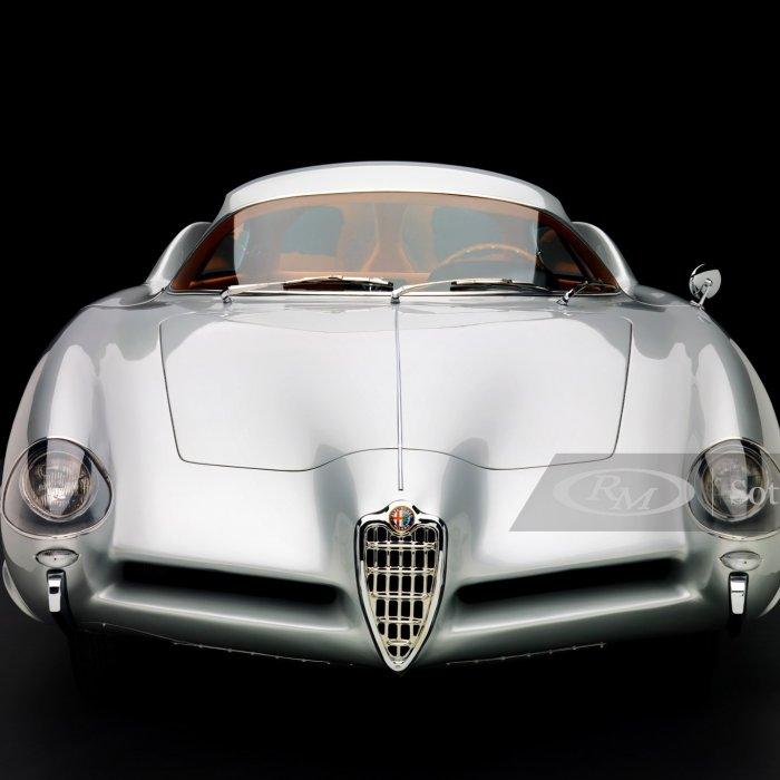 Uniek! Iconische Alfa Romeo B.A.T. 5, 7 en 9d als trio geveild
