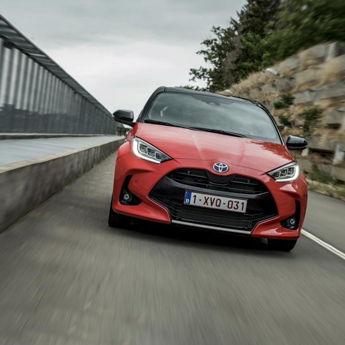 Test Toyota Yaris: Hybrid is niet meer alleen voor grijze duiven