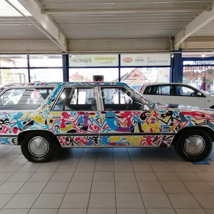 Waarom deze oude Ford LTD Station Wagon 2 miljoen euro waard is