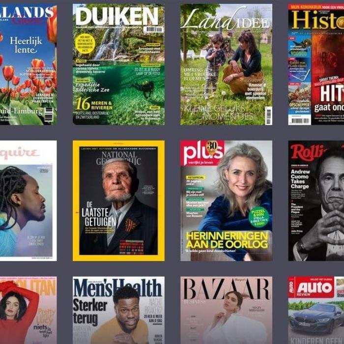 Leestips voor je vakantie: de leukste magazines van Readly!