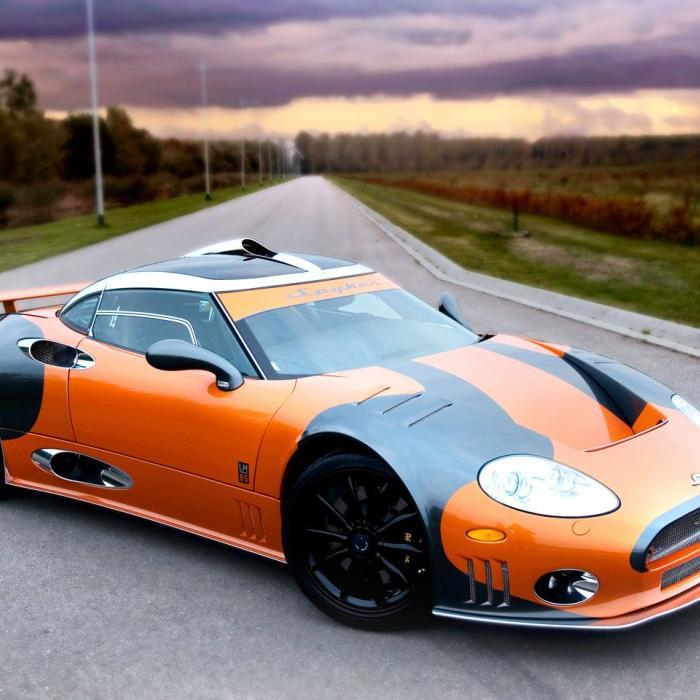 Spyker is weer failliet! Wil iemand van jullie de merknaam Spyker kopen?