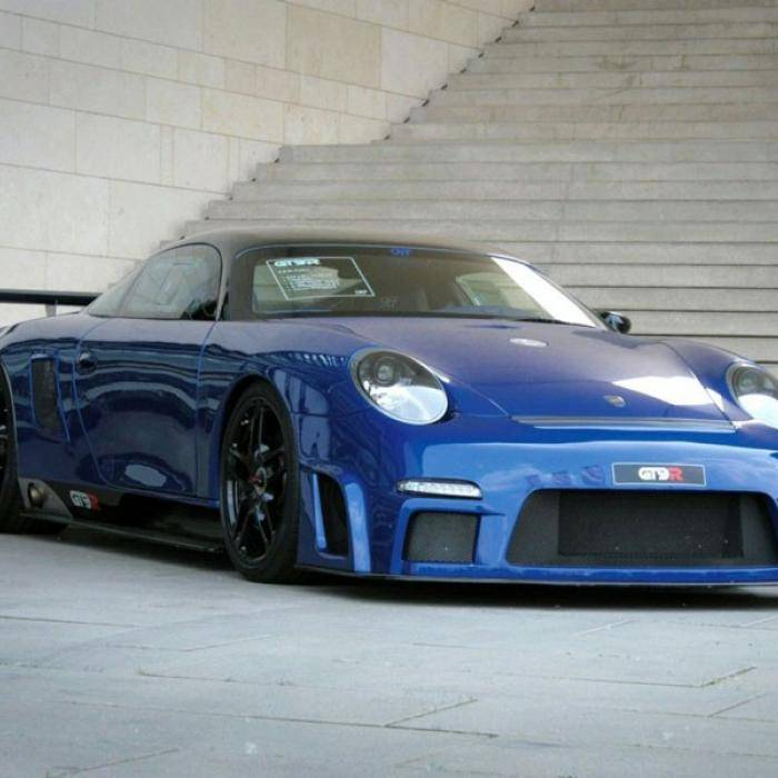 9ff does it again: GT9-R kan 414 km/h!