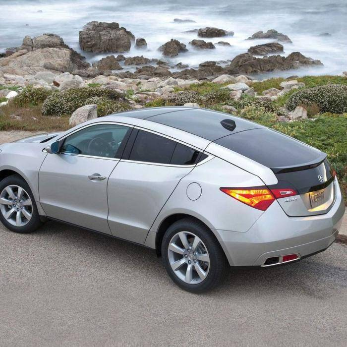 X6-fighter: Acura ZDX