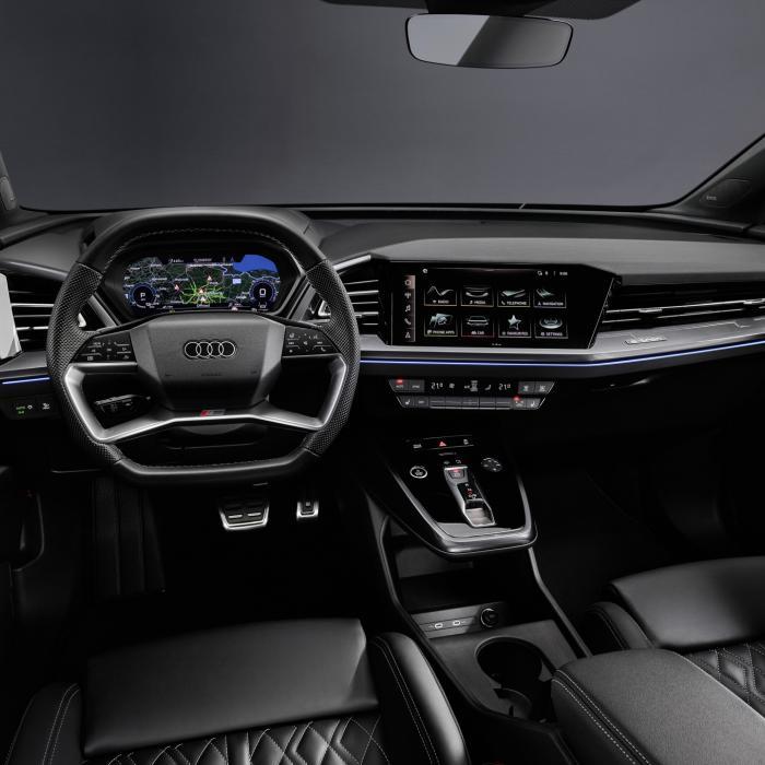 Elektrische Audi Q4 E-Tron en Q4 Sportback E-Tron met actieradius van 511 kilometer