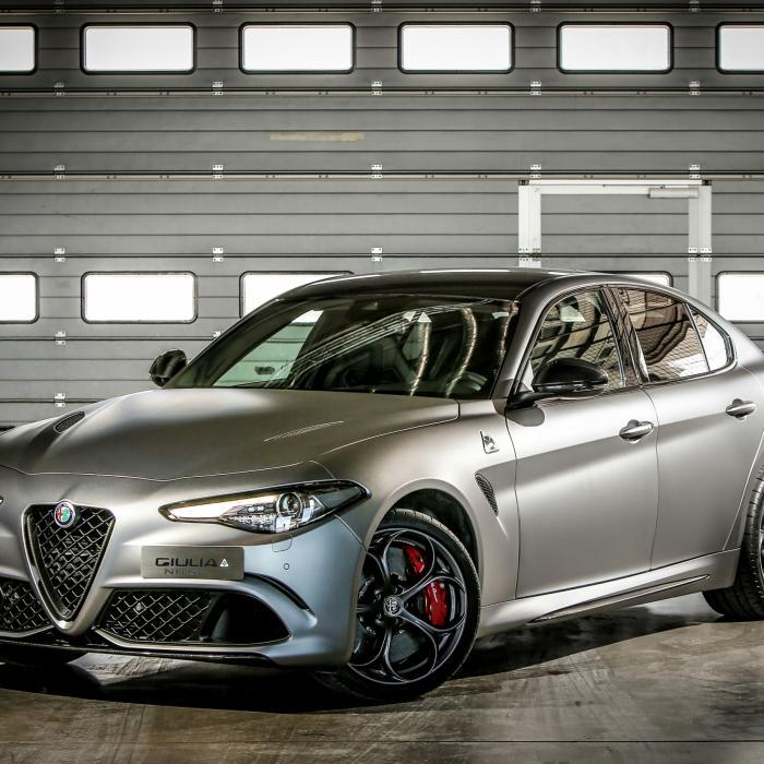Komt Er Een Sterkere, Lichtere Alfa Romeo Giulia
