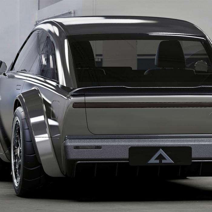 Alpha Ace Jax: Dit is de elektrische auto voor klassiekerliefhebbers!
