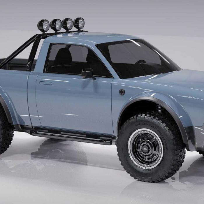 Is de elektrische Alpha Wolf de gaafste pickup op de markt?