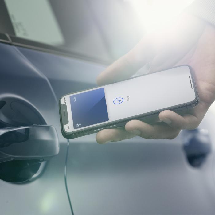 Zo werkt CarKey: je iPhone als autosleutel