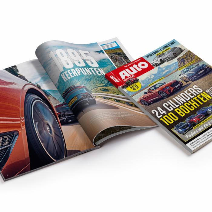 Auto Review augustus 2020: nu in de winkel!