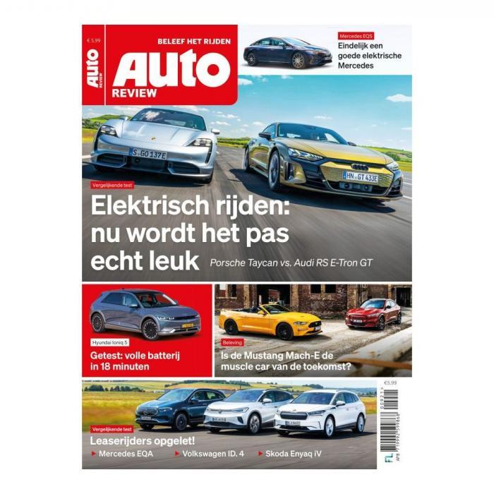 Auto Review 9 in de winkel - Elektrisch rijden: nu wordt het echt leuk!