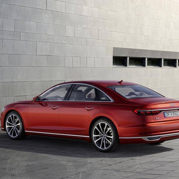 Audi A8 prijzen en specificaties