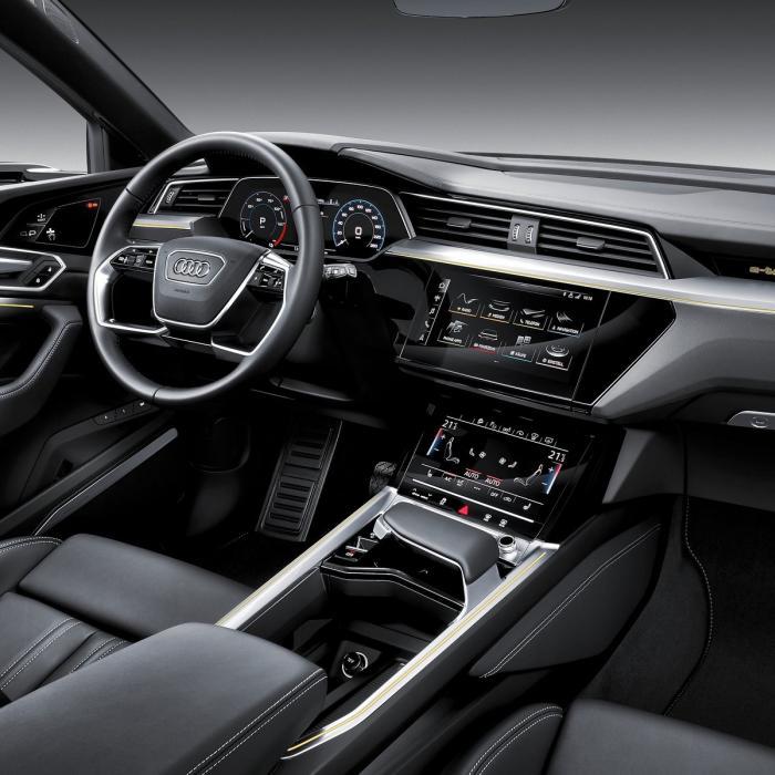 Audi E-tron prijzen en specificaties