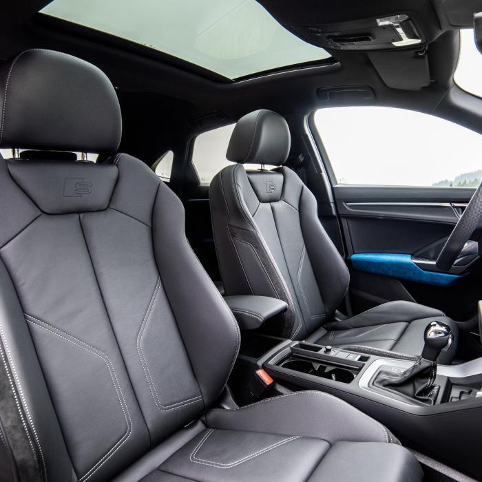Audi Q3 sportback prijzen en specificaties