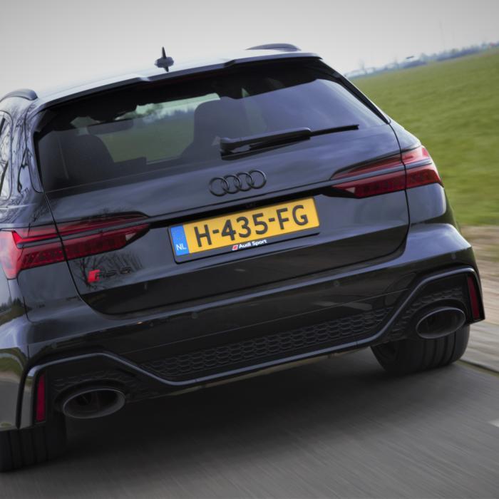 Wat vind ikzelf van de Audi RS 6 Avant?