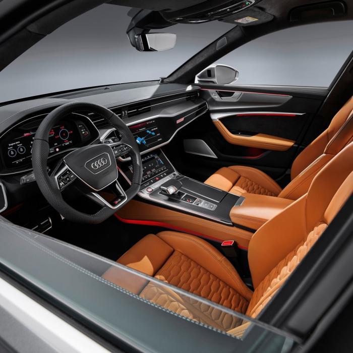 Audi RS6 avant prijzen en specificaties