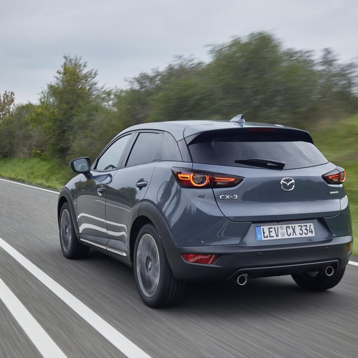 Eerste review: Mazda CX-3 (2021)