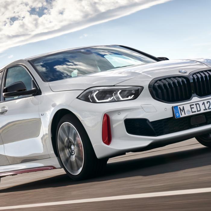 Nieuwe, sportieve BMW 128ti heeft historisch verantwoorde naam
