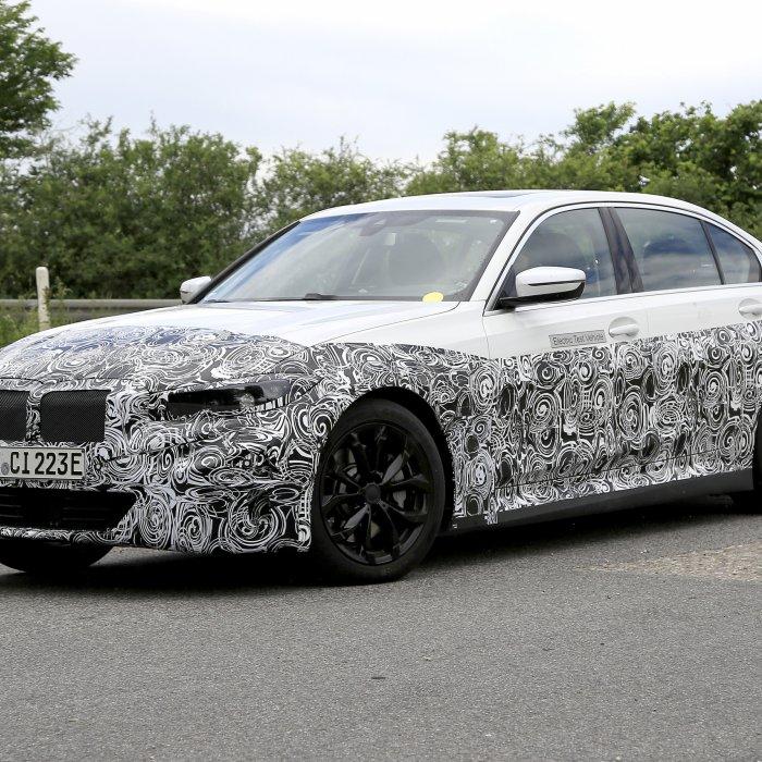 Gaat de elektrische BMW 3-serie misschien i3 heten?
