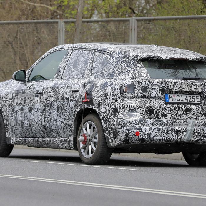 Elektrische BMW iX1: De volgende stekker-BMW komt eind 2021