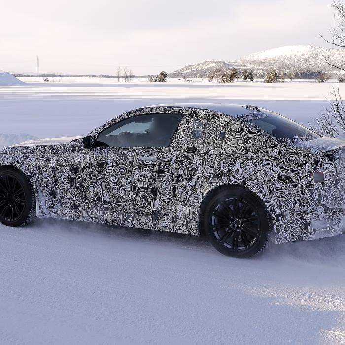 Nieuwe BMW M2 Coupé: alleen als-ie ijs- en ijskoud is