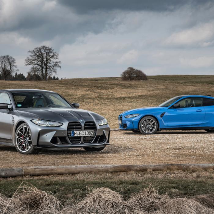 BMW M3 en M4 met 4WD: Zo snel was een BMW M3/M4 nog nooit!