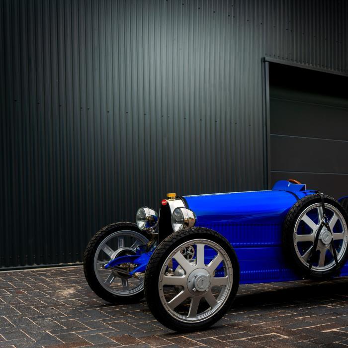 Deze Bugatti Baby II kun jij wél betalen!