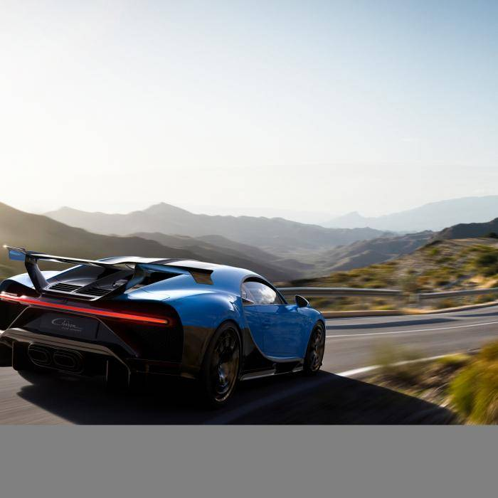 Bugatti Pur Sport: De Bugatti Chiron Pur Sport Wil Heel Graag Een Rijdersauto