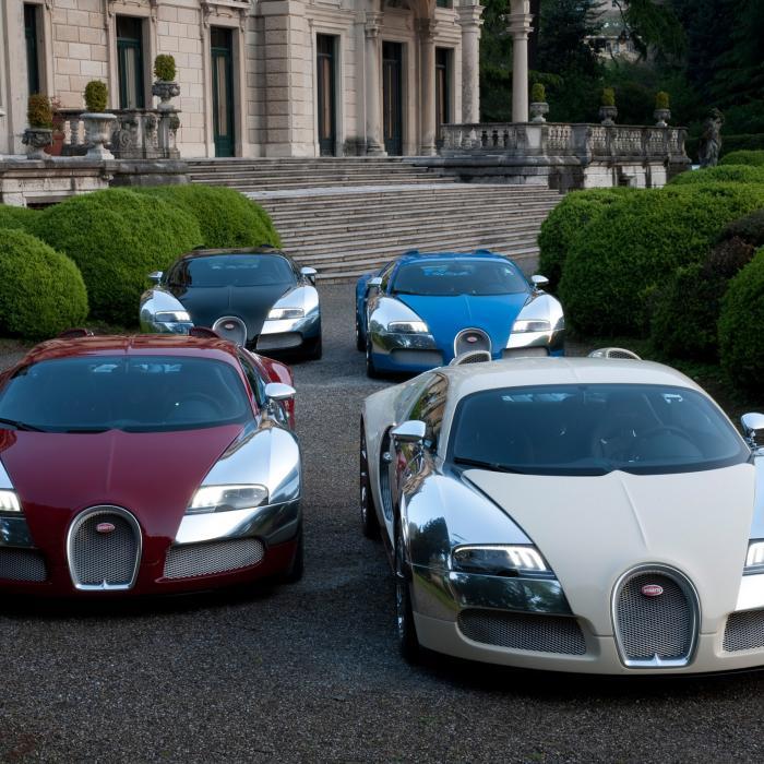 Wist je dat Bugatti moeite had om de Veyron te verkopen?