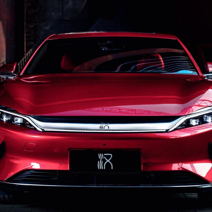 Gaat de BYD Han het de Tesla Model 3 moeilijk maken?
