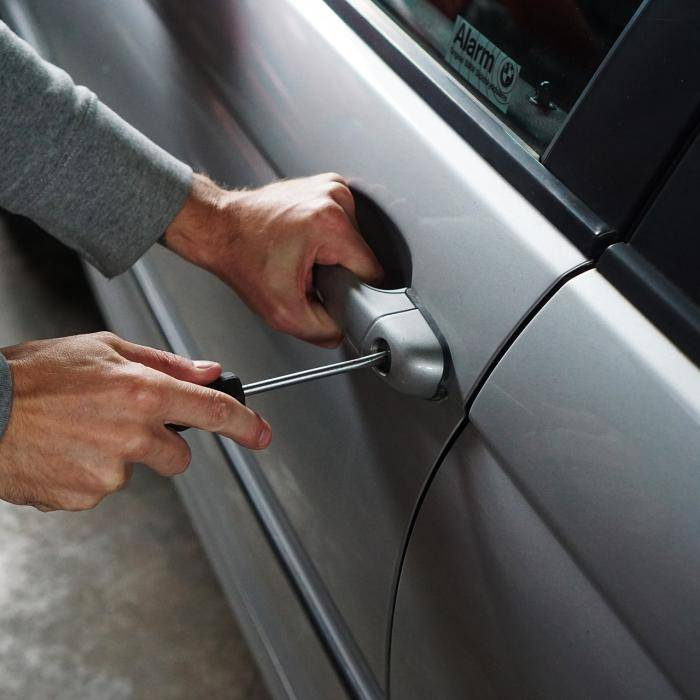 Waarom er zoveel auto-inbraken waren in juli, augustus en september 2020