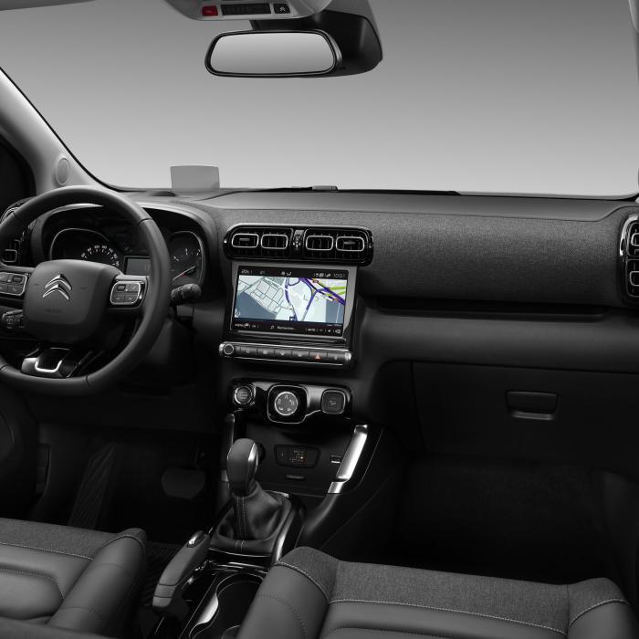 Gefacelifte Citroën C3 Aircross heeft een ouwe kop gekregen