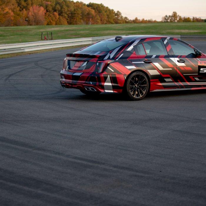 Cadillac CT4-V en CT5-V Blackwing maken pk-tekort goed