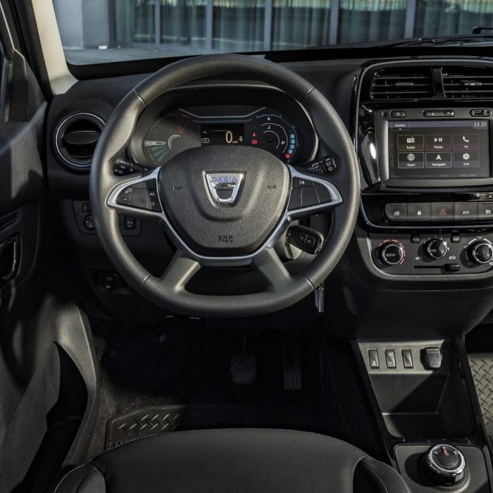 Eerste review: Dacia Spring Electric