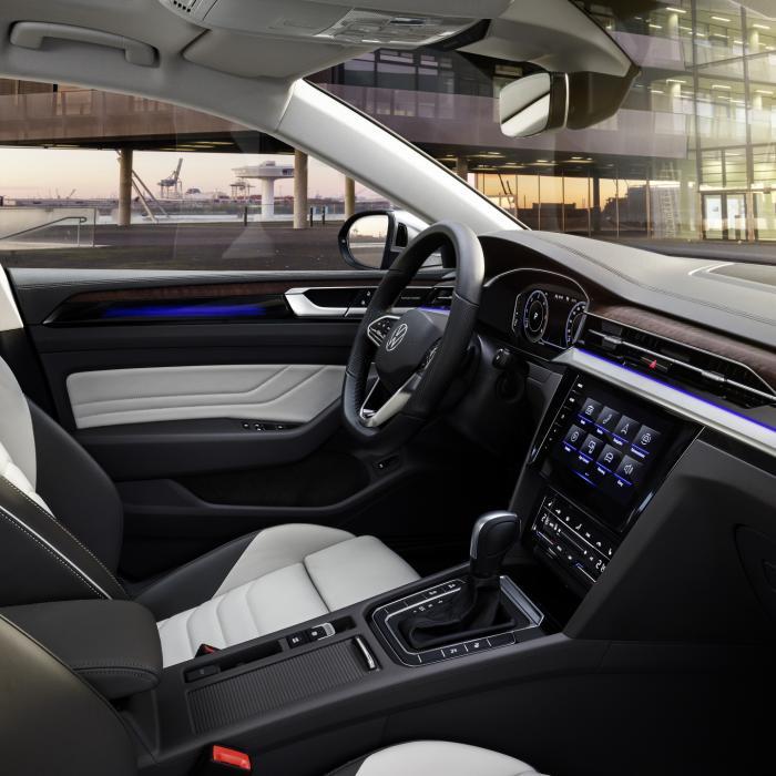 Nieuwe Volkswagen Arteon krijgt cockpit die hij verdient