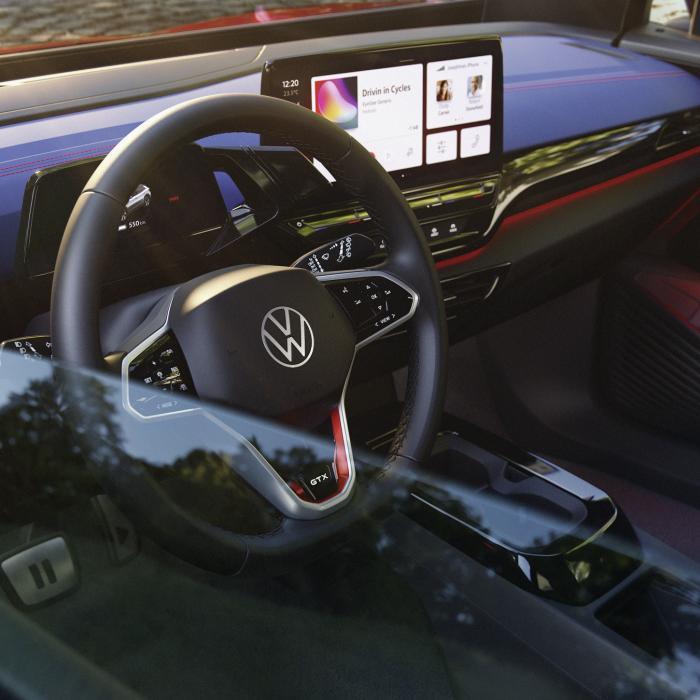 Volkswagen ID.4 GTX: Voor zijn topsnelheid hoef je de elektrische GTI niet te kopen
