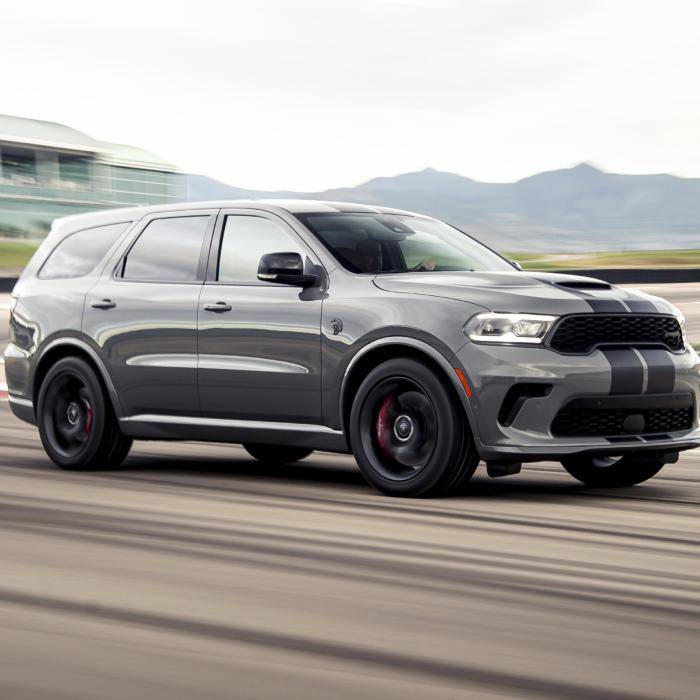 Dodge Durango krijgt niet alleen een facelift, maar ook 720 pk