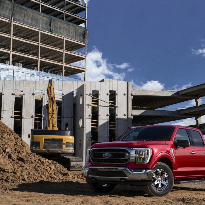 Revolutie! De nieuwe Ford F-150 is er als ... slik ... hybride
