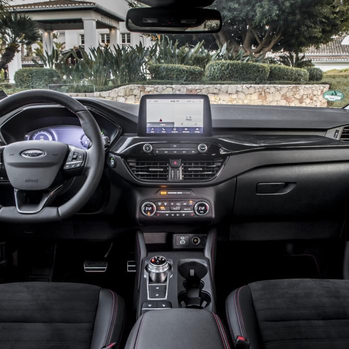 Wat bevalt er niet aan de Ford Kuga Plug-in Hybrid?