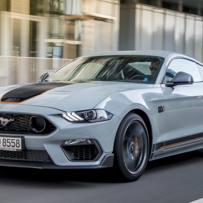 Wie in Nederland gaat de Ford Mustang Mach 1 kopen?