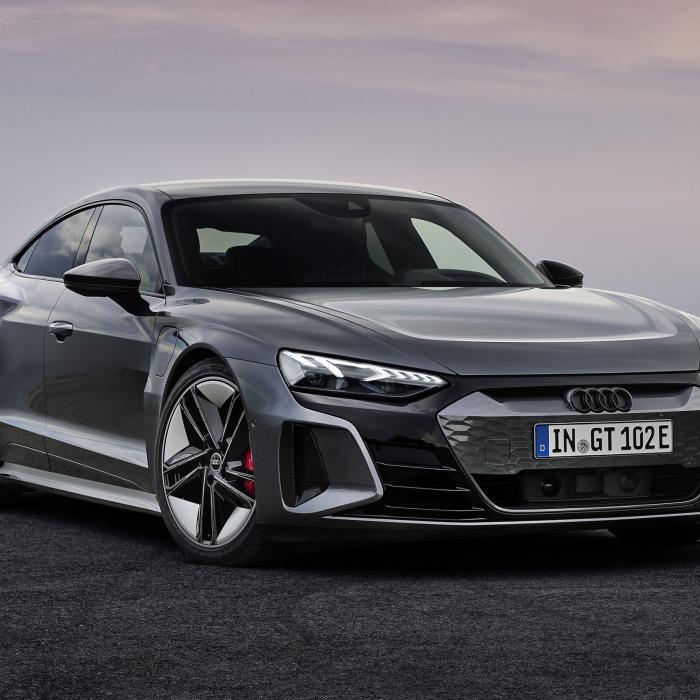 Eerste review - Waarom de Audi E-Tron GT minder wild is dan de Porsche Taycan