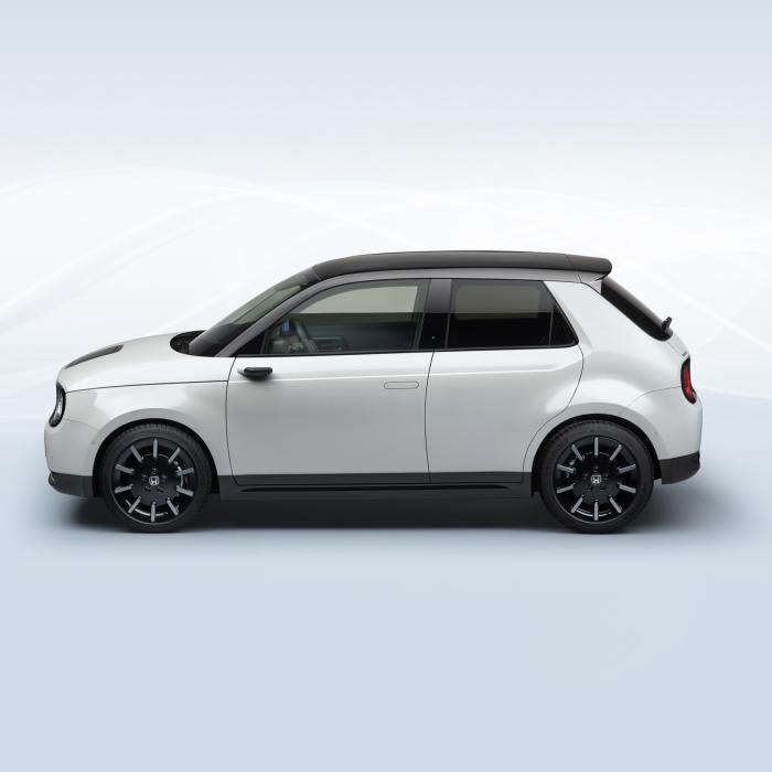 Hoe de Honda Urban EV Concept de elektrische Honda E werd