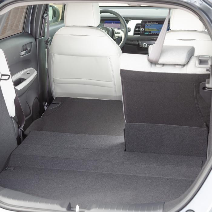 Eerste review: Honda Jazz Hybrid (2020)