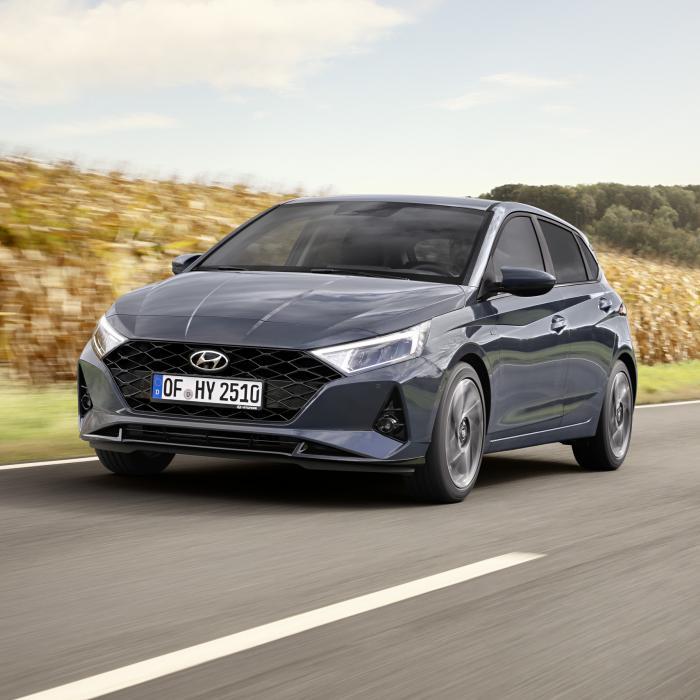 Test - Nieuwe Hyundai i20 komt om de Volkswagen Polo te pesten