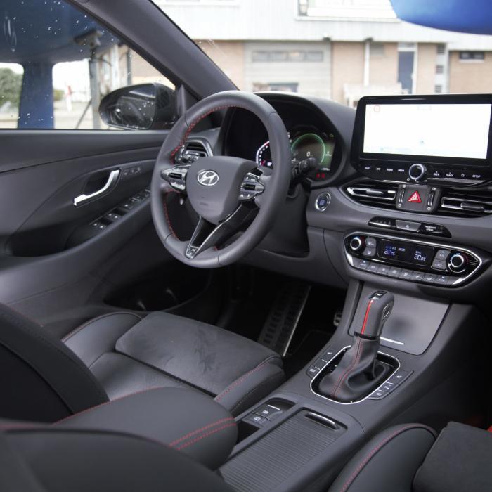 Wat is goed aan de Hyundai i30 1.5 T-GDI 48V?