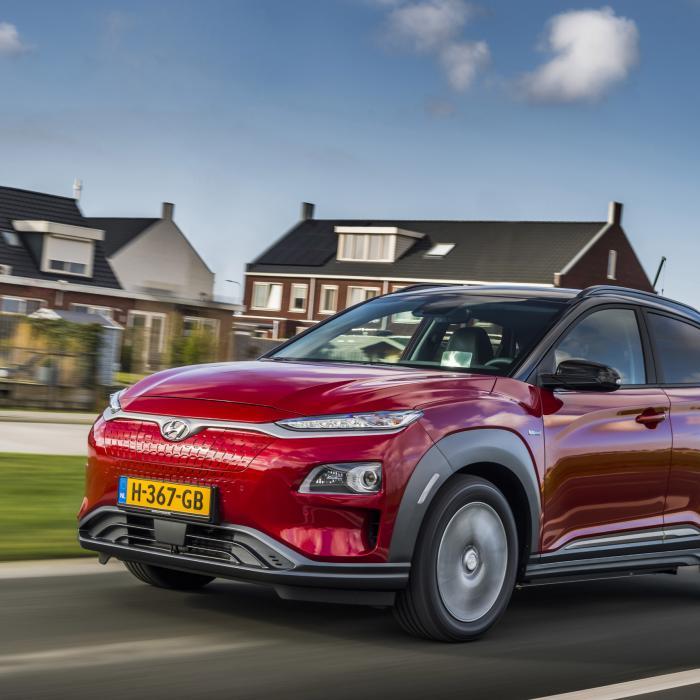 Wat is er opvallend aan de Hyundai Kona Electric (2020)?