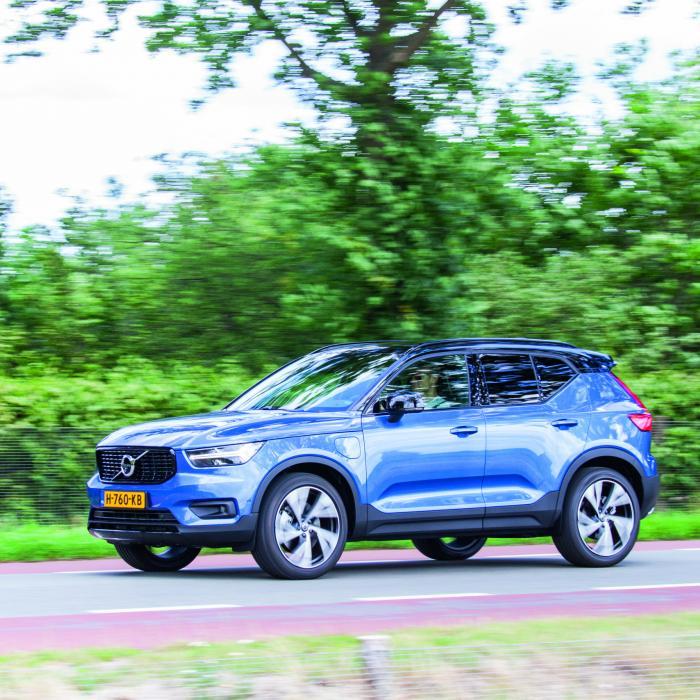 Volvo en de elektrische auto: hoe de liefde pas laat opbloeide