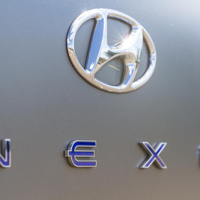 Waren er maar meer waterstofstations, want de Hyundai Nexo is fijn