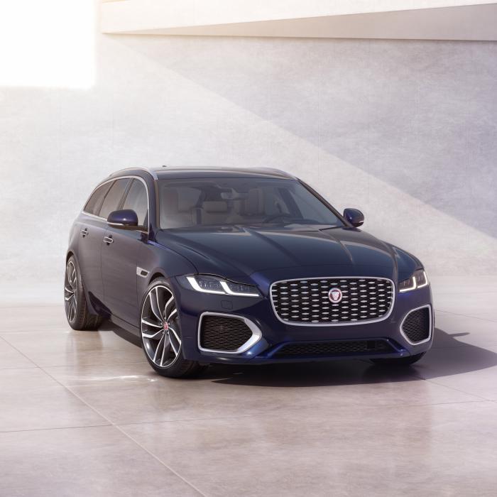 Vernieuwde Jaguar XF (2020) gaat F-Pace achterna - maar waar blijft de plug-in hybride?